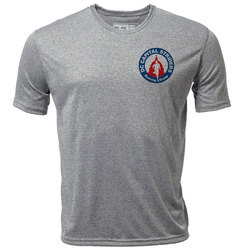 DC Capital Striders - Mens Short Sleeve Hybrid T