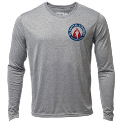 DC Capital Striders - Mens Long Sleeve Hybrid T